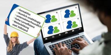 Onlineschulung Hubarbeitsbühnen